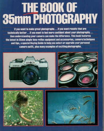 Book of 35mm Photography By Dennis P. Curtin