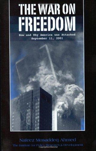 The War on Freedom von Nafeez Mosaddeq Ahmed