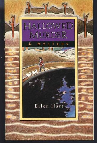 Hallowed-Murder-by-Hart-Ellen-0931188830-The-Cheap-Fast-Free-Post