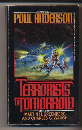 Terrorists of Tomorrow By Paul Anderson