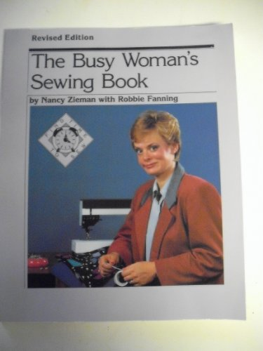 Busy Woman's Sewing Book By Nancy Zieman