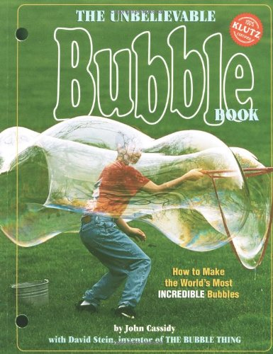 The Unbelievable Bubble Book By John Cassidy