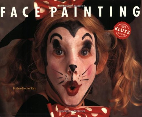 Face Painting By Klutz Press