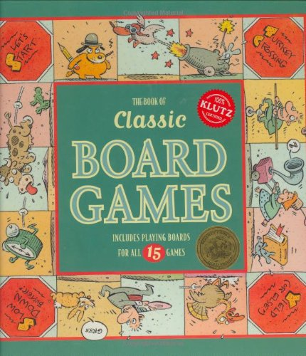 The Book of Classic Board Games By Sid Sackson
