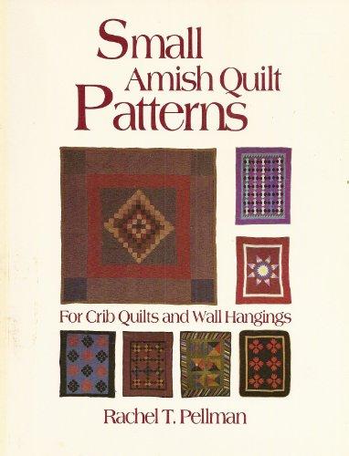 Amish Mini Quilt