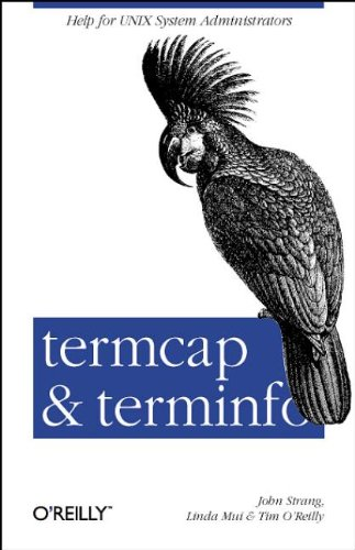 termcap and terminfo (Nutshell Handbooks) By John Strang