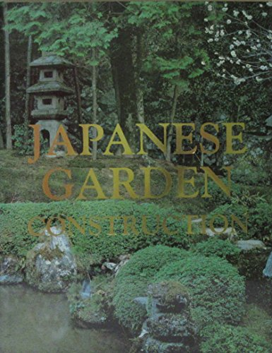 Japanese Garden Construction By Samuel Newson