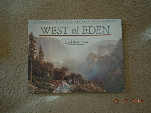 West of Eden By David Robertson