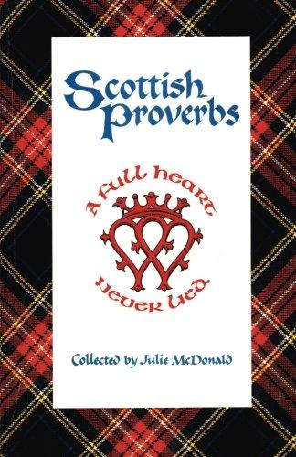 Scottish Proverbs By Julie Jensen McDonald