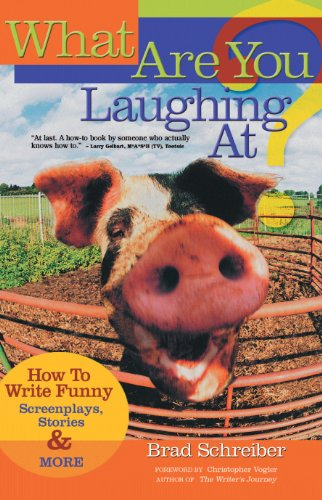 What are You Laughing at? By Christopher Vogler