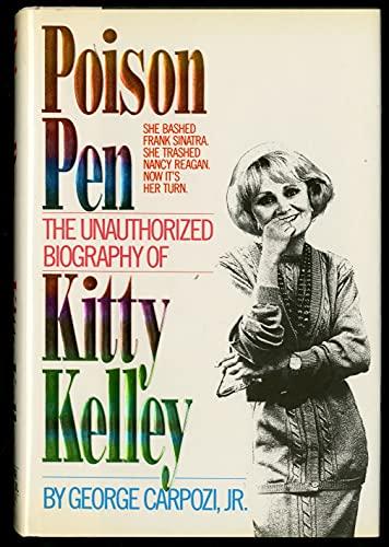 Poison Pen By George Carpozi