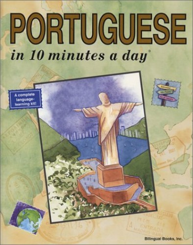 Portuguese in 10 Minutes a Day By Kristine K. Kershal