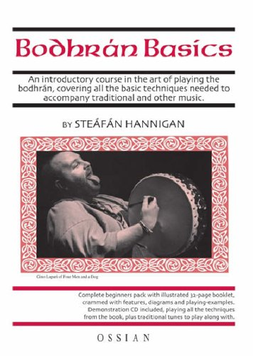 Bodhran Basics By Steafan Hannigan