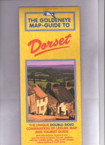 Goldeneye Map-guide to Dorset By J.F. Kearney