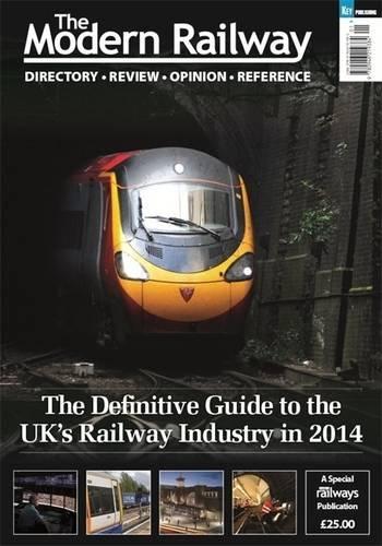 The Modern Railway By Ken Cordner