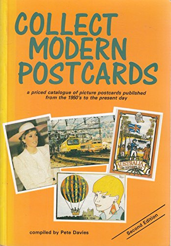 Picture Postcard Album By Volume editor Brian Lund