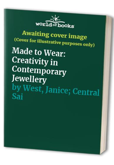 Made to Wear: Creativity in Contemporary Jewellery