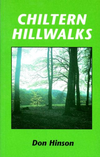Chiltern Hill Walks By Don Hinson