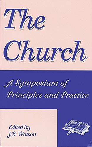 The Church By J. B. Watson