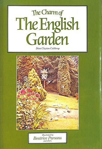 Charm of the English Garden By Helen Allingham