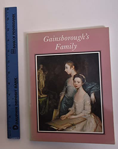 Gainsborough's Family By Hugh Belsey