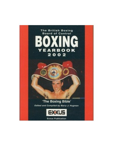 The Official British Boxing Board of Control British Boxing Yearbook By Barry J. Hugman