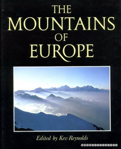 The Mountains of Europe Hardback Book The Fast Free Shipping