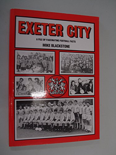 Exeter City By Mike Blackstone