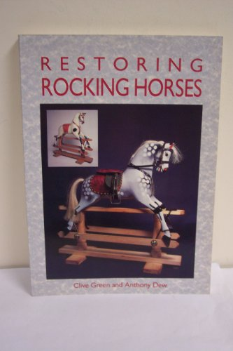 Restoring Rocking Horses By Clive Green