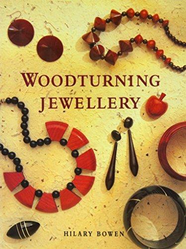 Woodturning Jewellery By Hilary Bowen