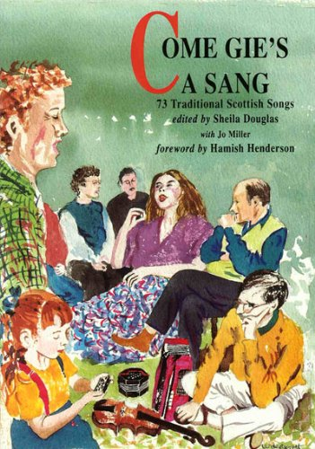 Come Gie's a Sang By Sheila Douglas