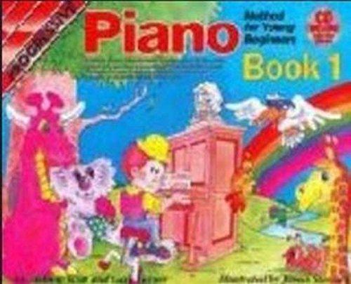 Piano Method Young Beginners 1 von Andrew Scott