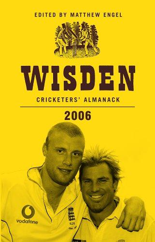 Wisden Cricketers' Almanack 2006: 2006 by Matthew Engel