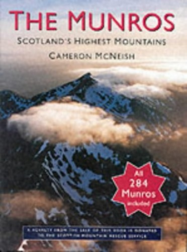 The Munros: Scotland's Highest Mountains by Cameron McNeish