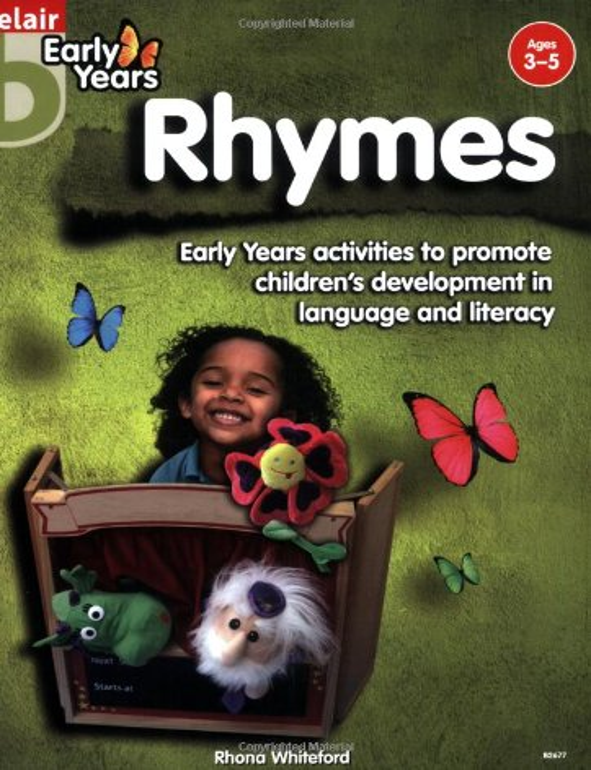 Rhymes By Rhona  Whiteford