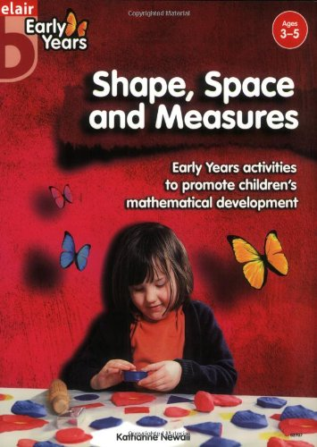Shape, Space and Measures By Katharine  Newall