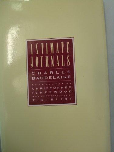 Intimate Journals von Charles Baudelaire