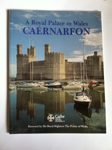 Caernarfon: A Royal Palace in Wales by Charles Kightly