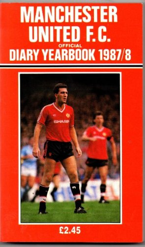 Manchester United F.C. official diary yearbook 1987/8