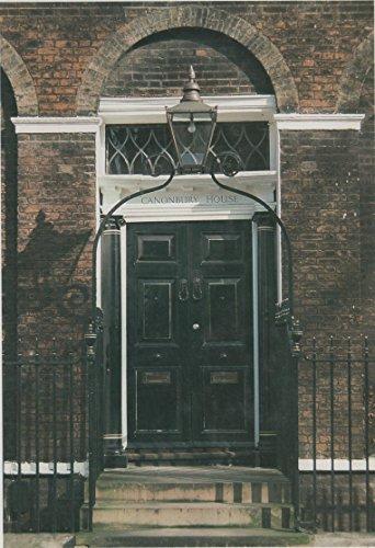 London Doors By Charles Viney