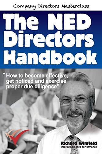 The NED Directors Handbook By Richard Winfield