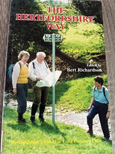 The Hertfordshire Way By Bert Richardson
