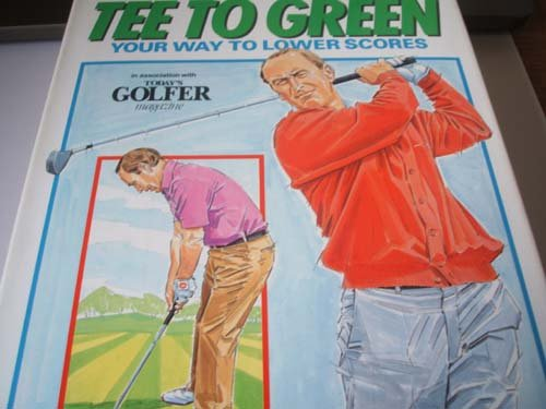 From Tee to Green By Bill Robertson