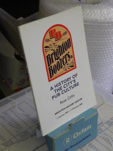 Brighton Boozers By Rose Collis