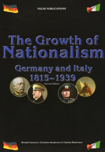 The Growth of Nationalism By Ronald Cameron
