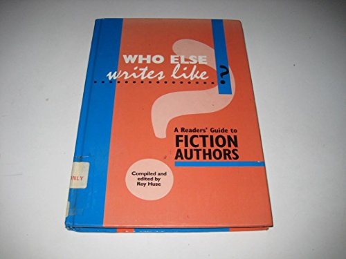 Who Else Writes Like...? By Peter H. Mann