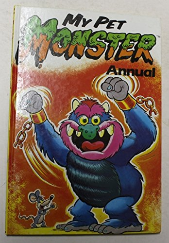 My Pet Monster Annual By Volume editor Etta Saunders