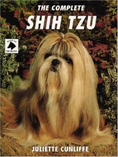 The Complete Shih Tzu By Juliette Cunliffe