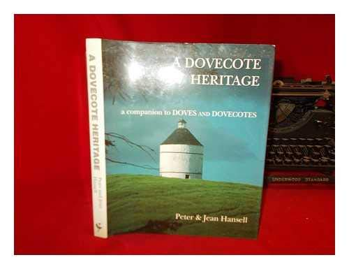 A Dovecote Heritage By Peter Hansell