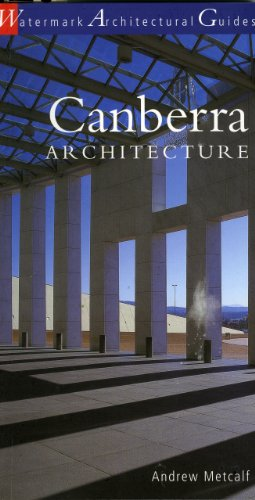 Canberra Architecture By Andrew Metcalf